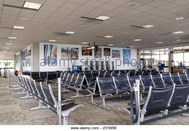 Honolulu International Airport Interisland Terminal, Honolulu, Oahu,  Hawaii, USA. As The