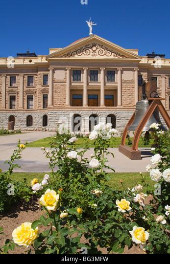 State Capitol Museum, Phoenix, Arizona, United States Of America, North  America