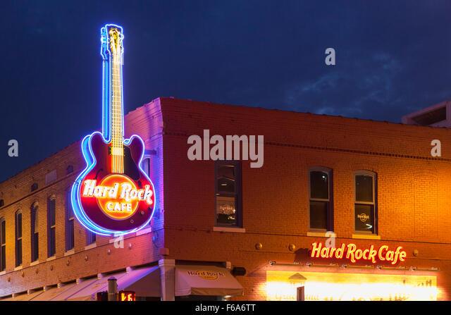 Hard Rock Cafe Anaheim California