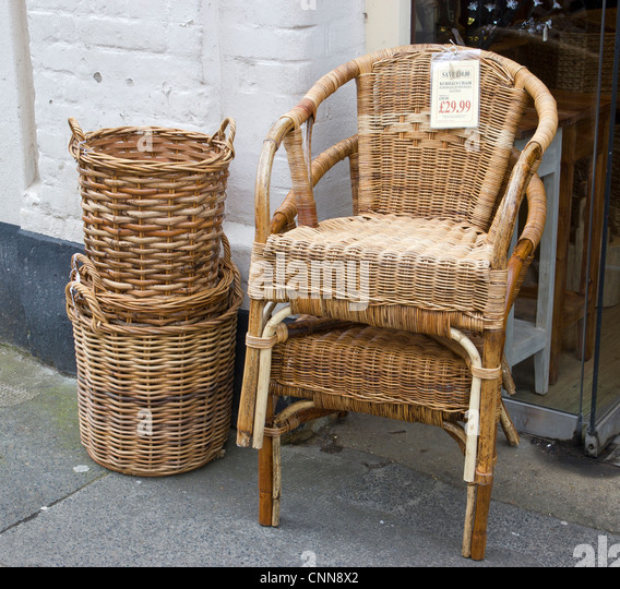 Wicker Furniture Stock Photos Wicker Furniture Stock Images Alamy