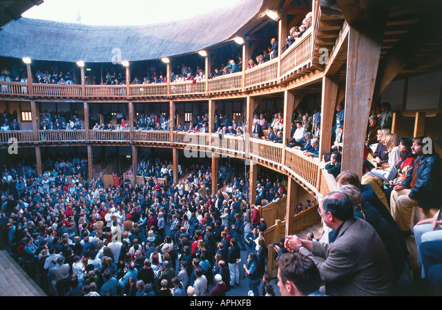 a description of the globe theatre a seventeenth century english theatre in southwark london We will also tour the globe theatre, do a walking tour of shakespeare's  southwark, and a tour of southwark cathedral later in the seventeenth century  the great.