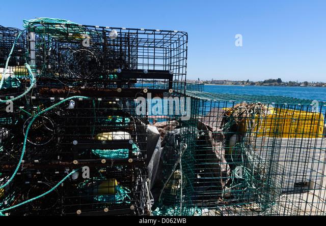Fishery california stock photos fishery california stock for Lobster fishing san diego