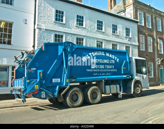 Refuse Collection Vehicle Stock Photos Amp Refuse Collection