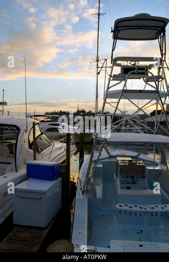 Party fishing boat stock photos party fishing boat stock for Miami fishing party boat