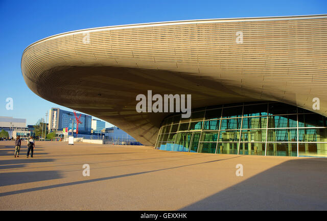 Olympic swimming pool in london stock photos olympic swimming pool in london stock images alamy for Stratford swimming pool timetable