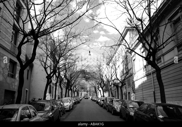 Roman Road Black And White Stock Photos Amp Images Alamy
