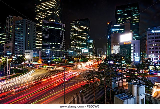 Gangnam District Stock Photos & Gangnam District Stock ...