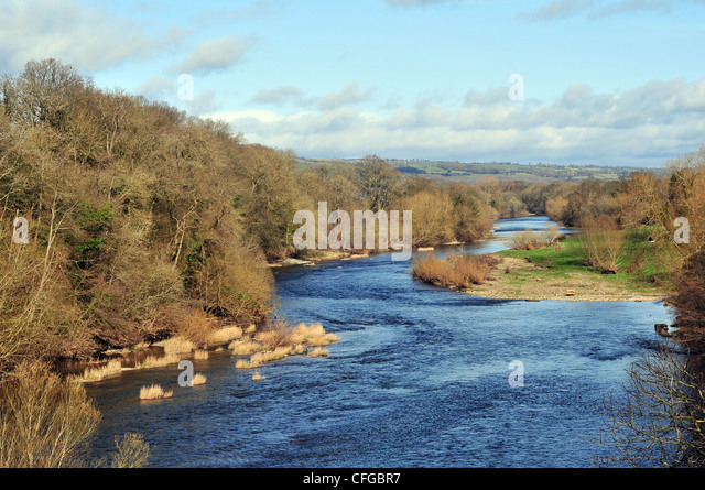 River Wye Hay Stock Photos River Wye Hay Stock Images Alamy - World famous river name
