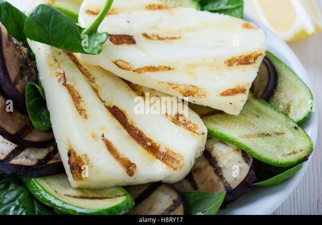 Greek Eggplant Salad Stock Photos & Greek Eggplant Salad ...