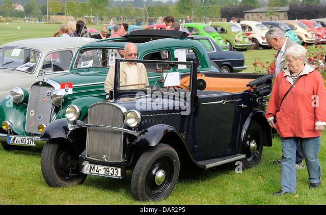 Oldtimer Gala Stock Photos Amp Oldtimer Gala Stock Images Alamy