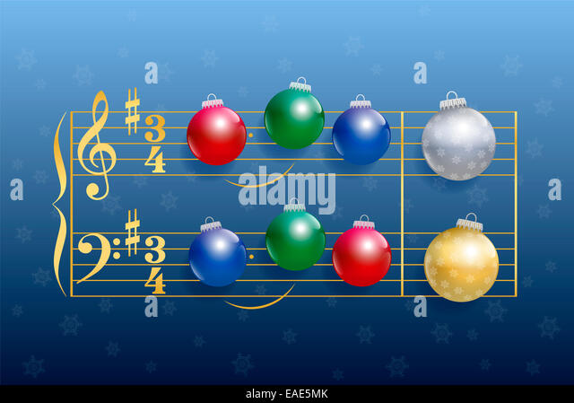 Christmas Carol Silent Night Stock Photos & Christmas Carol Silent ...