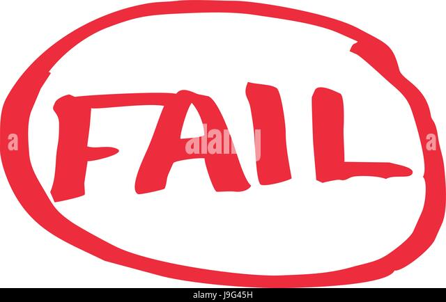 Image result for images of failing grade