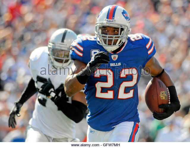 Buffalo Bills 22 Fred Jackson Limited White Jersey
