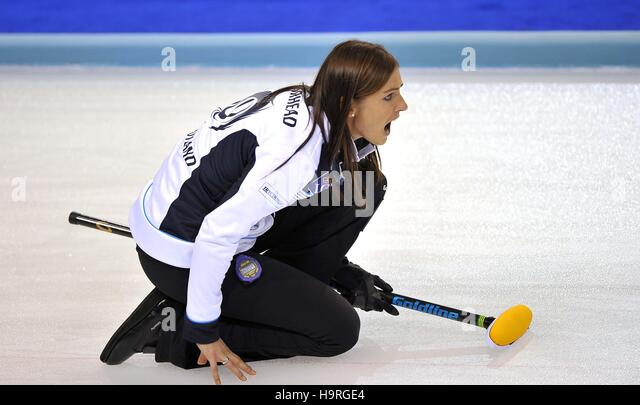 Eve Muirhead Stock Photos & Eve Muirhead Stock Images - Alamy