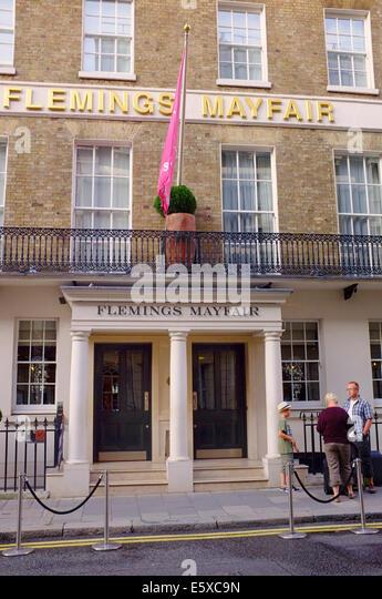 Flemings Hotel London Uk