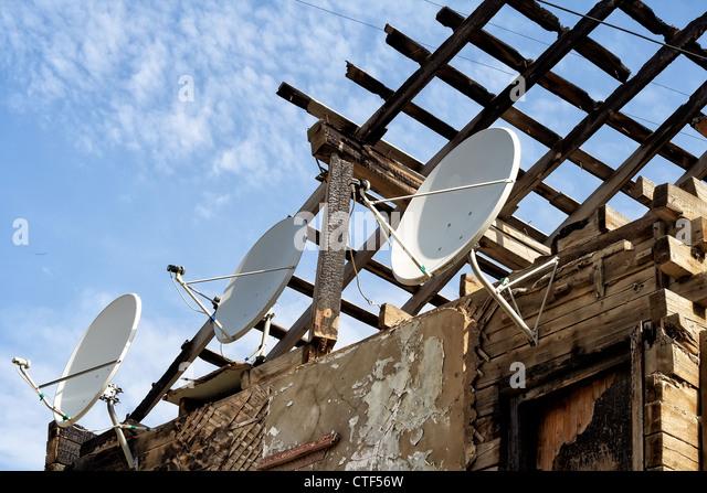 Damage Television Stock Photos Amp Damage Television Stock