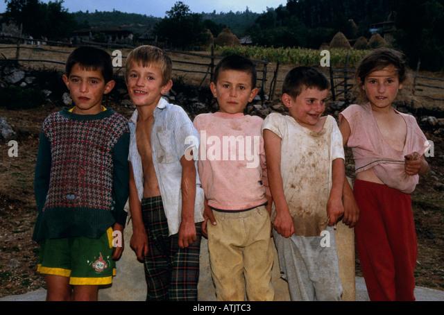 Albania Poverty Stock Photos & Albania Poverty Stock ...