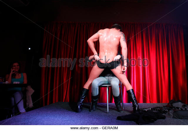 a lapdance is better when the stripper is crying
