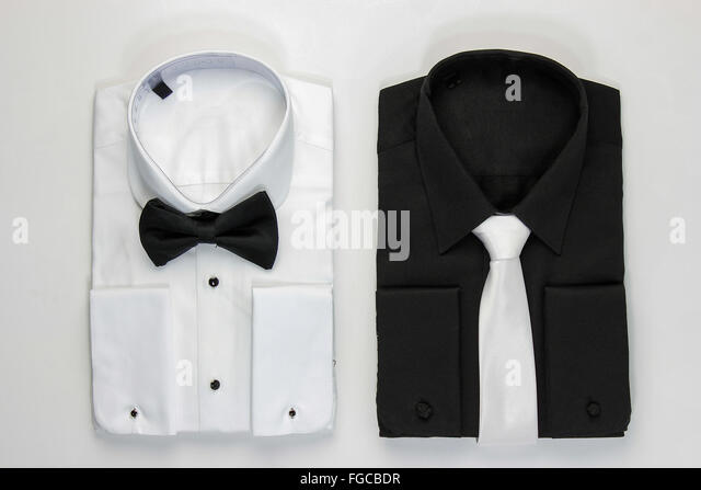 Bowtie And Shirt Stock Photos Bowtie And Shirt Stock