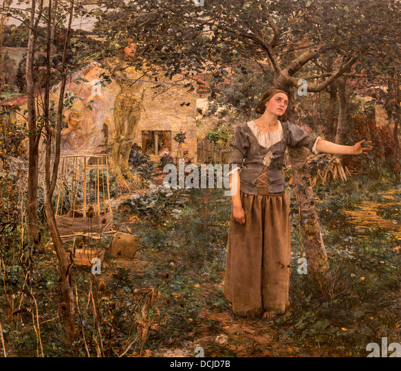 an analysis of the painting joan of arc by jules bastien lepage in 19th century Jules bastien-lepage  joan of arc jules bastien-lepage  jules breton master art 19th century modern art paintings artwork posts searching art auction.