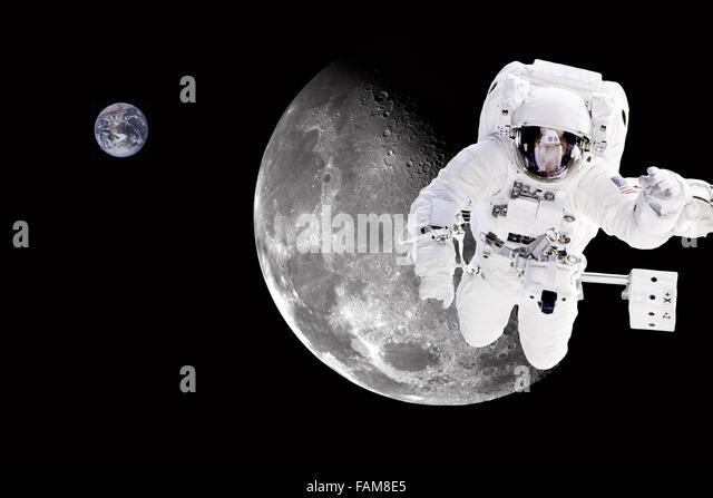Zero gravity astronaut stock photos zero gravity for Outer space elements