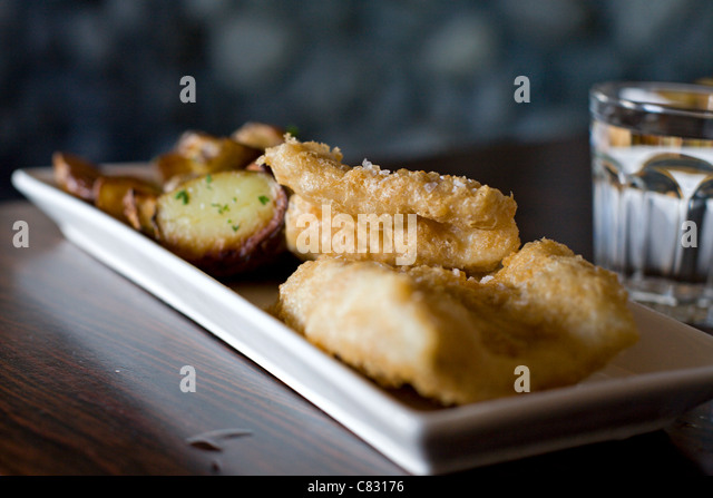 Icelandic specialty stock photos icelandic specialty for Icelandic fish and chips nyc