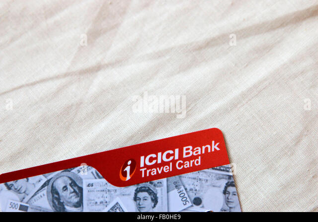 Icici forex card rates