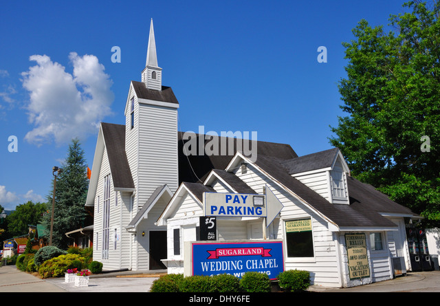 Gatlinburg Chapel Stock Photos Images