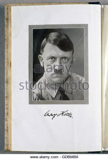 an analysis of volume 1 of adolf hitlers book mein kampf Free, online, full text of adolf hitler's book mein kampf: volume 1, chapter 11   who thinks he can overcome nature, but in the last analysis only mocks her.