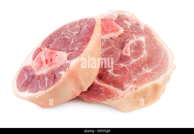 how to cook a raw ham on the bone