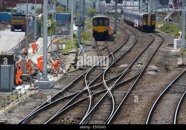 train tracks and orange1 - photo #7