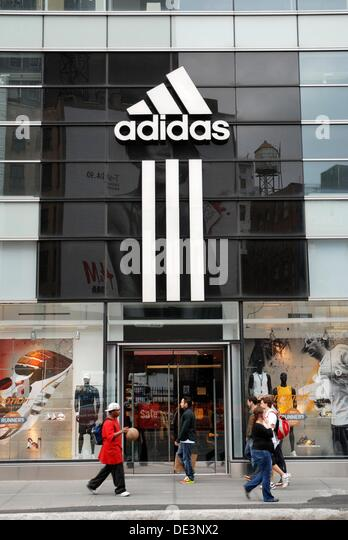 adidas soccer store manhattan