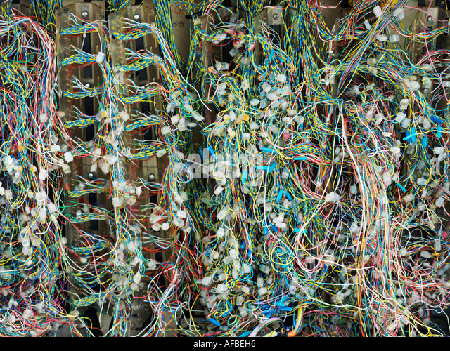Wires Stock Photos & Wires Stock Images - Alamy