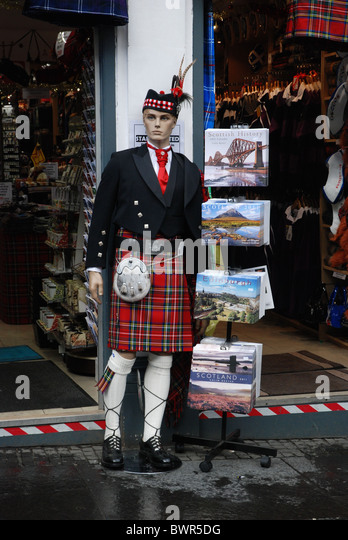 Dress in Scotland