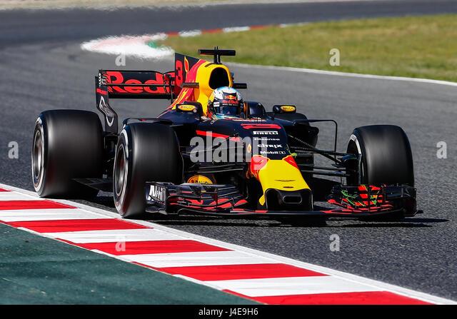 May 12 2017 Daniel Ricciardo Team Red Bull During The FORMULA ONE SPANISH