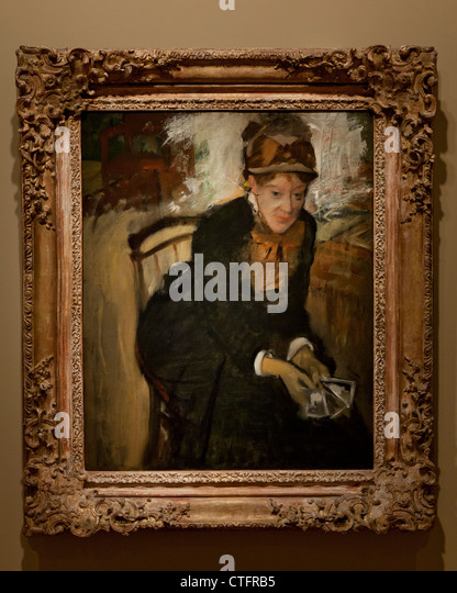 Edgar Degas Portrait Stock Photos & Edgar Degas Portrait ...