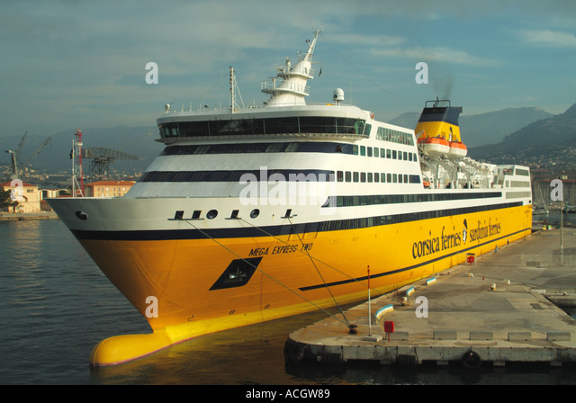 Toulon car stock photos toulon car stock images alamy - Port toulon corsica ferries ...