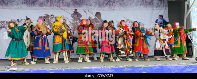 nenets children yamal peninsula - photo #26