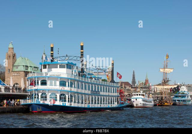 Hotel Hamburg An Den Landungsbrucken