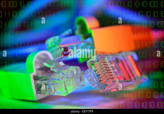 Computer Cable Stock Photos & Computer Cable Stock Images - Alamy