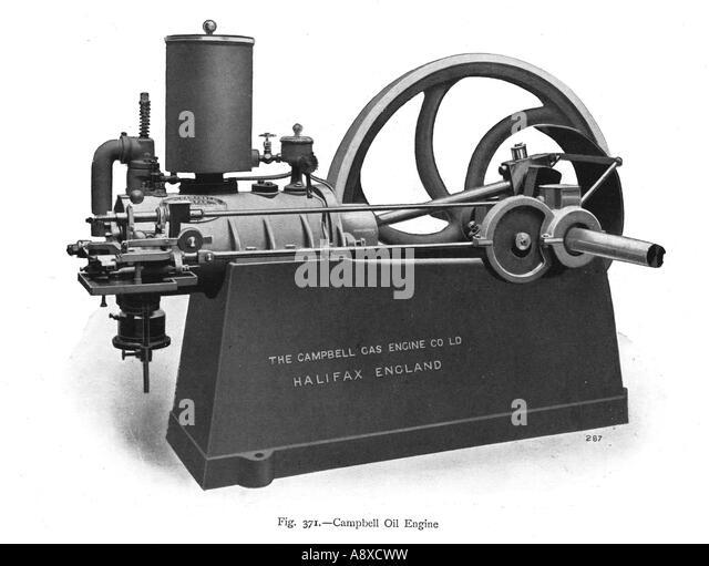 Flywheel Engine Generator Stock Photos Flywheel Engine