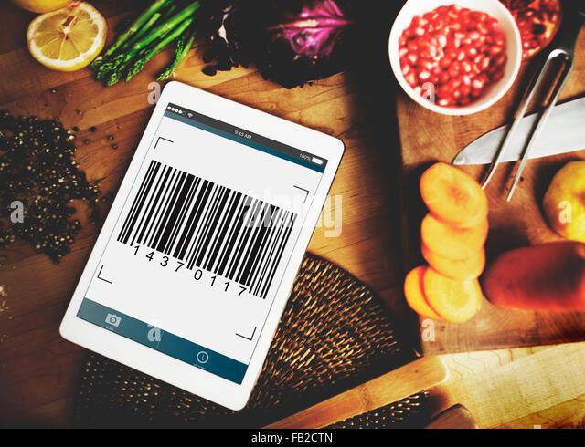 Bar code food stock photos bar code food stock images for Food bar 810