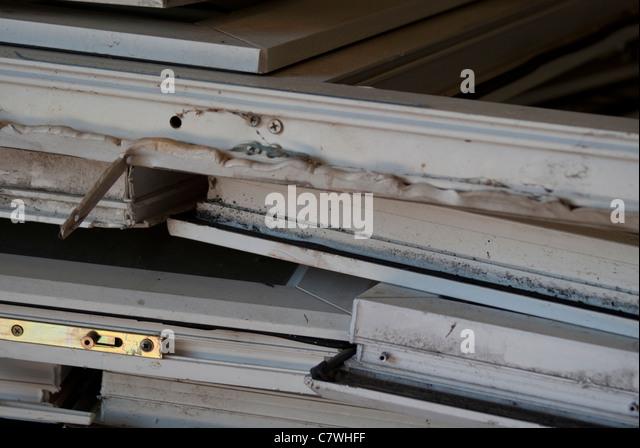 Upvc stock photos upvc stock images alamy for Reclaimed upvc doors