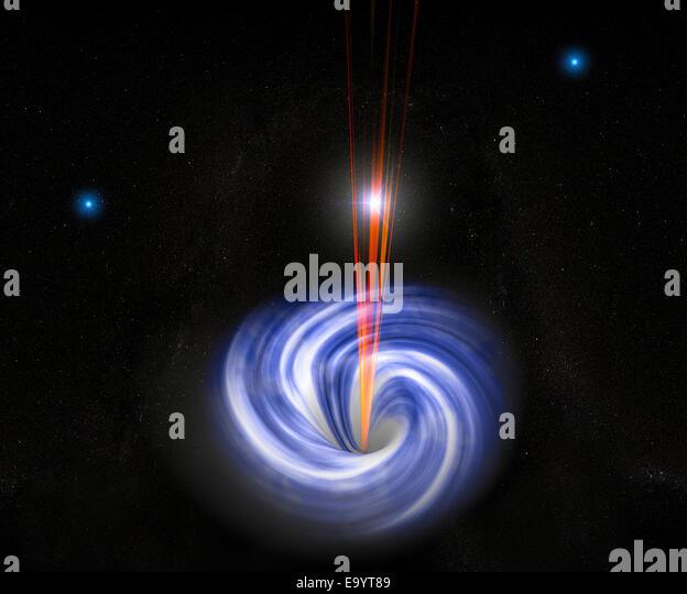 Black Hole Galaxy Stock Photos & Black Hole Galaxy Stock ...