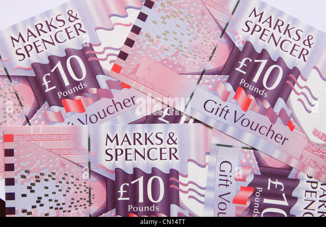Marks And Spencer Wedding Gifts: Gift Voucher Stock Photos & Gift Voucher Stock Images