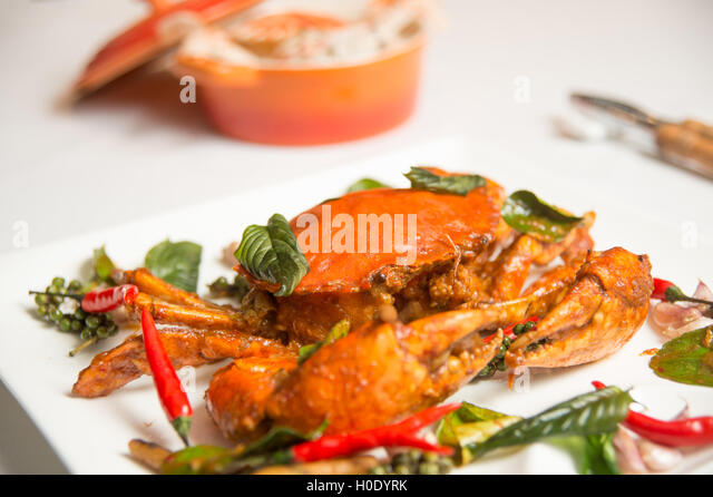 Chole stock photos chole stock images alamy for Giant chilli thai