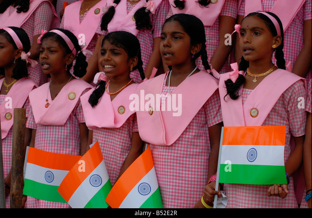 Summer dress india national anthem