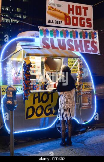 Hot Dog Cart Nashville Tn