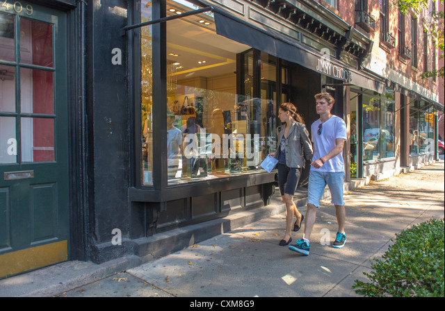 West village clothing stores