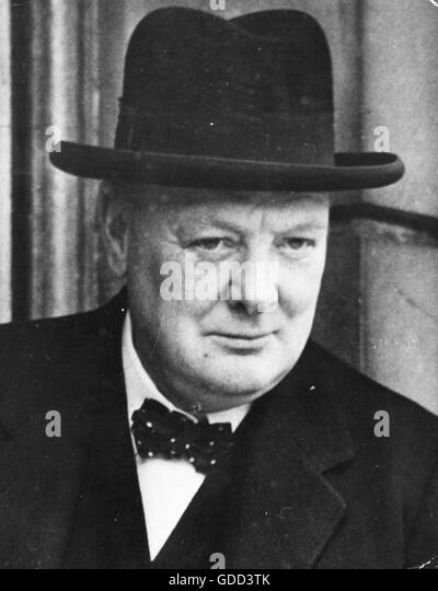 winston churchill 1940 45 Winston churchill - google+ widely regarded as one of the greatest wartime leaders of the century, he served as prime minister twice (1940-45 and 1951-55) a noted statesman and orator sir winston leonard spencer-churchill.